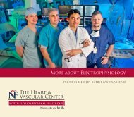 Download our Electrophysiology brochure to learn more.