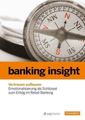 01 | 2010 banking insight