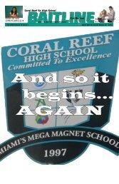 View - Coral Reef Senior High School - Miami-Dade County Public ...