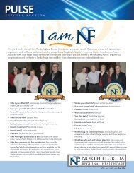 North Florida Regional Director Awards