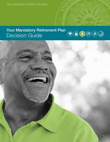 Your Mandatory Retirement Plan Decision Guide - Human Resources
