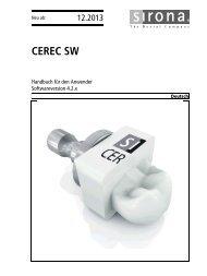 CEREC SW