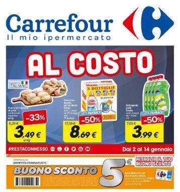 050115 - CARREFOUR 22 - Al costo