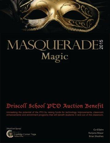 Driscoll School PTO Auction Benefit