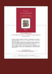 13 Luciano Galassi – Le zandraglie, 'A prevasa – vesuvioweb