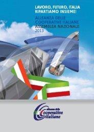 Visualizza le proposte dell'Alleanza delle Cooperative Italiane ... - Agci