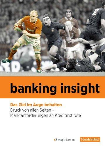 02 | 2011 banking insight