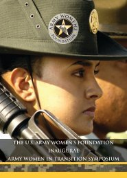 info here. - Army Women's Foundation
