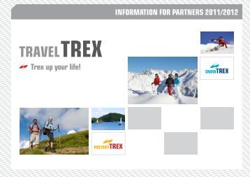 TravelTrex Information for partners 2011/2012