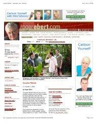Couples Retreat __ rogerebert.com __ Reviews - Ensign