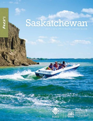 Provincial Parks - Ensign