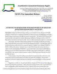 NEWS: For Immediate Release