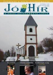 Január - Pécsi Egyházmegye