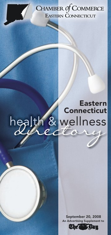 directory - Chamber of Commerce of Eastern Connecticut