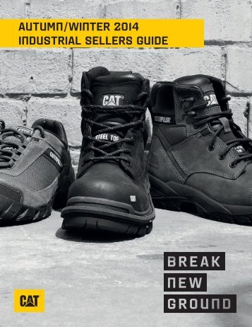 AUTUMN/WINTER 2014 INDUSTRIAL SELLERS GUIDE