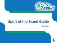 Spirit of the Brand - SmokeFree Philly
