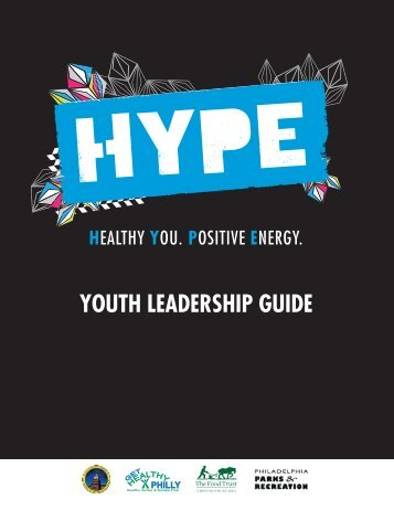 youth leadership guide healthy you - Food Fit Philly