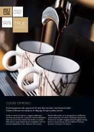 CQube espresso - Crem International