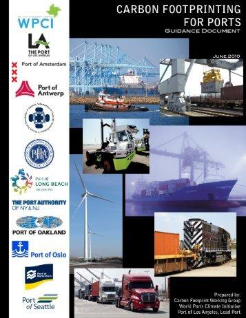 Guidance Document - World Ports Climate Initiative - International ...