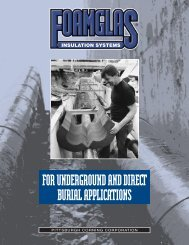 FOR UNDERGROUND AND DIRECT BURIAL APPLICATIONS