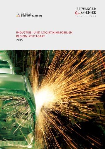 INDUSTRIE- UND LOGISTIKIMMOBILIEN REGION STUTTGART 2015
