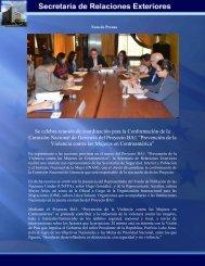 Se celebra reunión de coordinación para la Conformación de la ...