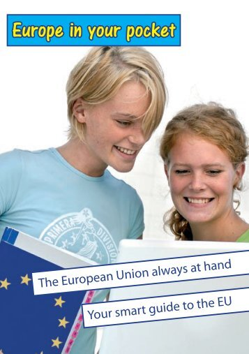 Europe in your pocket - IUC-Europe