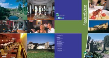 53660 A Taste of Ulster - Discover Northern Ireland