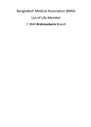 download - BMA