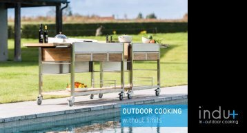 Katalog Indu+ Küchenwagen 2015