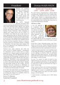 Backchat Volume 36-1 February 2013 - New Zealand Theatre ... - Page 2