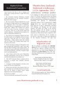 Backchat Volume 36-1 February 2013 - New Zealand Theatre ... - Page 3