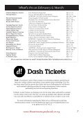 Backchat Volume 36-1 February 2013 - New Zealand Theatre ... - Page 7