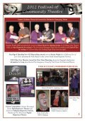 October 2012 Volume 35 Issue 5 - Nelson Repertory Theatre - Page 5