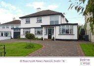 60 Beechpark Road, Foxrock, Dublin 18 - Beirne & Wise