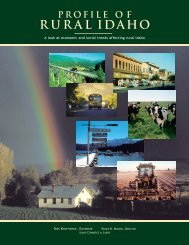 01 Introduction - Idaho Rural Partnership - Idaho.gov