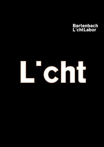 Untitled - Bartenbach LichtLabor GmbH