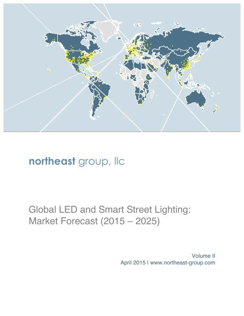 Smart Street Lighting Market Forecast