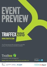 Traffex 2015 Preview