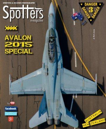 Spotters e-Magazine Australia New Zealand N°3