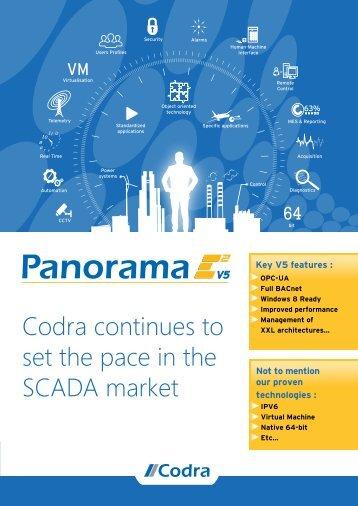 Panorama E² Version 5 Brochure - Codra