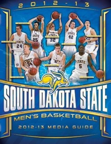 2012-13 Men's Basketball Media Guide - South Dakota State ...