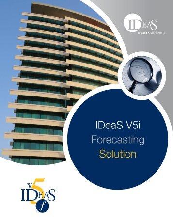 IDeaS V5i Forecasting Solution