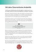 Mir fehlt doch - Krebshilfe Oberösterreich - Seite 4