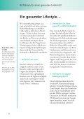 Mir fehlt doch - Krebshilfe Oberösterreich - Seite 6