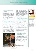 Mir fehlt doch - Krebshilfe Oberösterreich - Seite 7