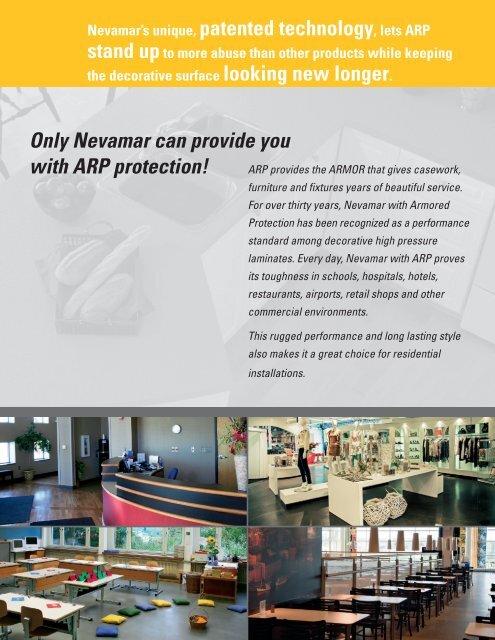 Nevamar Armored Protection® - Panolam