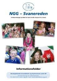 Pjece om Svanereden - Nordsjællands Grundskole og Gymnasium