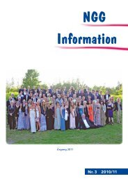 NGG Information 2010/2011 nr. 3 - Nordsjællands Grundskole og ...