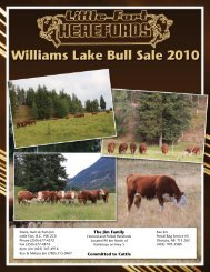 to download the pdf. - Canadian Hereford Association